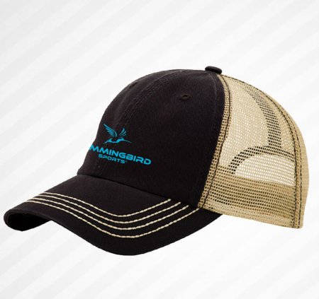 Hummingbird_Logo_Trucker_Hat