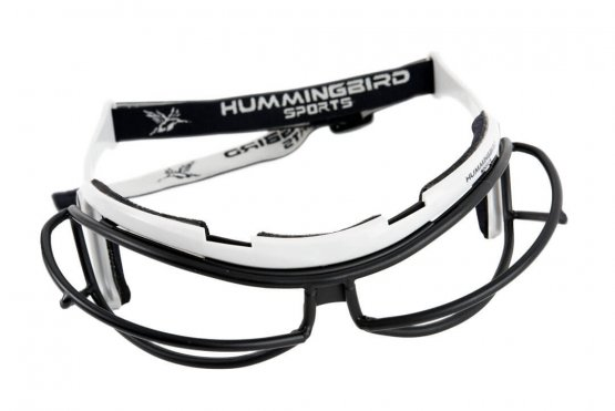 Hummingbird lacrosse goggles